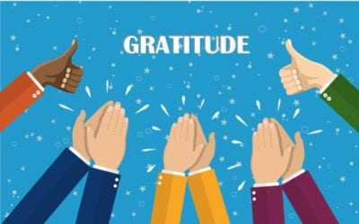 'Gratitude is the sign of noble souls'