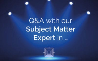 Q&A with our Subject Matter Expert in … B2B Sales