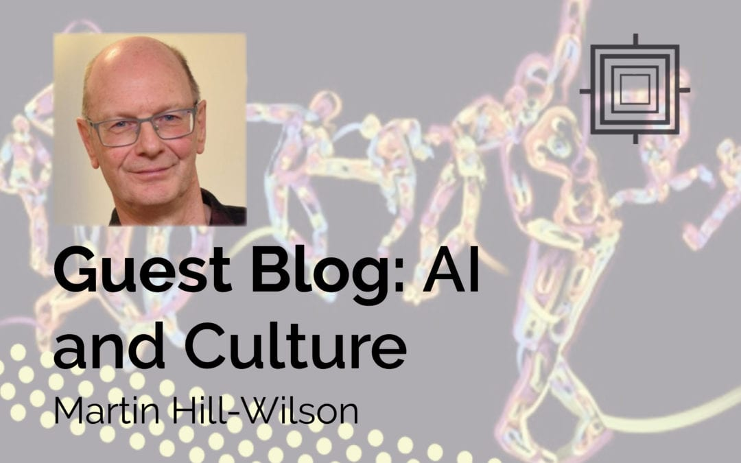 Guest blog: AI and Culture