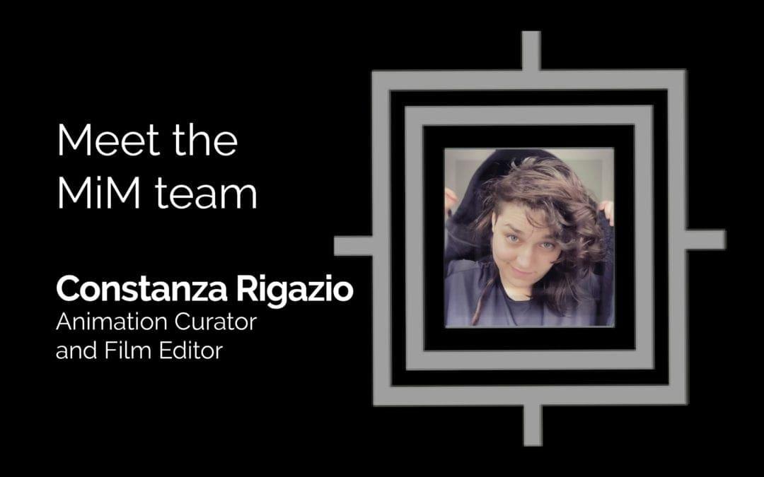Get to know the MiM team – Constanza Rigazio