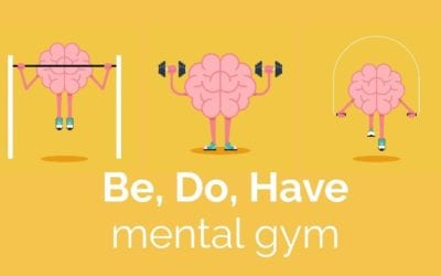 July's Be, Do, Have mental gym